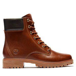 Timberland Jayne 6in Waterproof Brown Boots W9